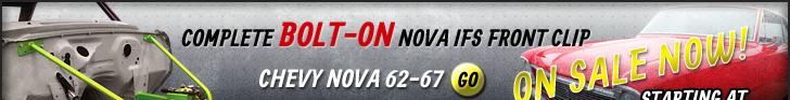 Nova Bolt-on IFS